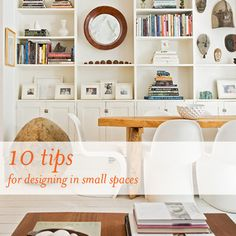 tips, tricks, & tuts {top 10 tips for small spacedesign} - Blog - ashleyrachelle