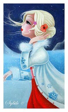 """Extrait de """" Mon coffret de princesses et de bijoux """" (2012) Sybile © Editions Auzou ©"""
