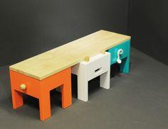 Cape Town 2 children's furniture by Karlsson & Bjork