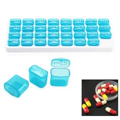31-Day-Monthly-Pill-Organiser-Tablet-Medicine-Storage-Dispenser-Lid-Box-Holder