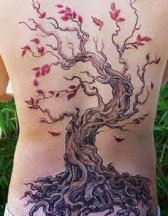 Looking to get a rather bad Tattoo covered up. I was thinking about the Tree