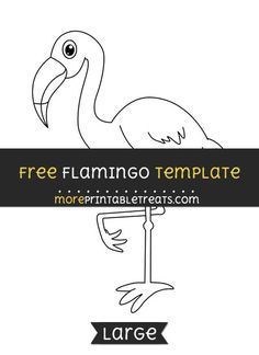 DIY Pink Flamingo Birthday Party Decorations & Free