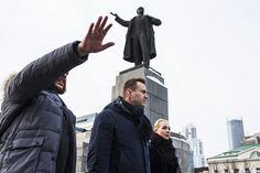 Владимир, Иваново, Кострома, Ярославль, Вологда, Череповец — Фотопроект «Это Навальный»