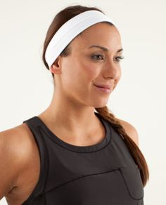 Fly away Tamer. I so want it in black ;) the sticky silicone dots tame flyaways and hold your headband in place