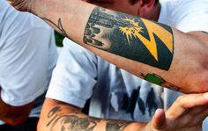 Bad Brains tattoo