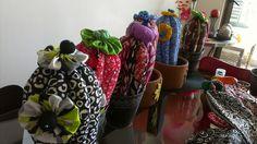 Cactus de Tela para Paula Jardinera 2013