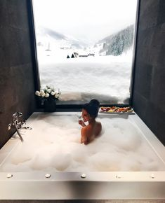 Morning by via ❄️ Zhero hotel Ischgl/Kappl - 5 star Designhotel Design Hotel, House Goals, Luxury Life, Spas, My Dream Home, Future House, Design Case, Places To Go, Beautiful Places