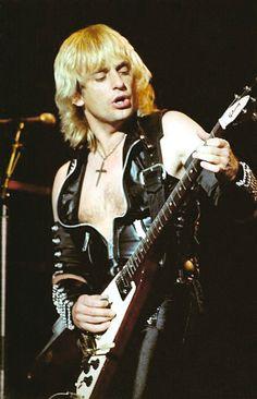 K.K. Downing of Judas Priest