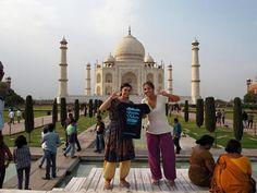 Taj Mahal | ताज महल | تاج محل en Āgra, Uttar Pradesh