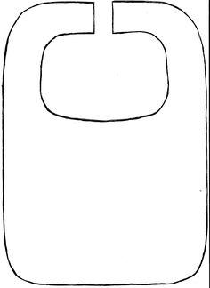 Artesanato Babador de Gravata - A12