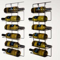 Wall wine rack WALLIS - Wine racks | Winerack-Plus.co.uk