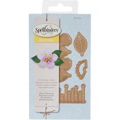 Wykrojnik - Spellbinders - Cherry Blossom - kwiat wiśni Na-Strychu