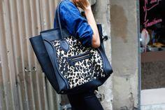 wish list: leopard print bag