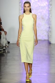 Cushnie et Ochs Spring 2016 Ready-to-Wear Collection Photos - Vogue