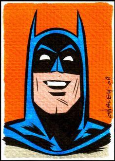 Batman by Patrick Owsley