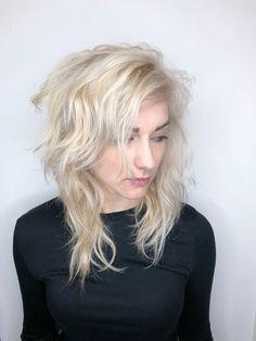 Blonde #shag #athensga Hairstyles, Photoshoot, Long Hair Styles, Beauty, Hair Cuts, Hairdos, Photo Shoot, Hair Styles, Hair Style