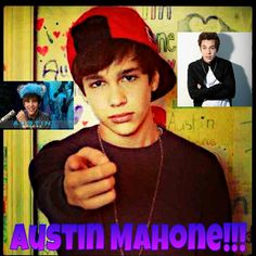 11 likes for more Austin mahone pics i made