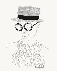 11 Incredible Fashion Illustrators You Absolutely Need to Follow on Instagram | StyleCaster