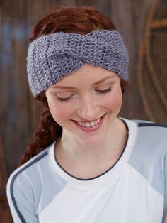 Twisted Step-Sister | Yarn | Free Knitting Patterns | Crochet Patterns | Yarnspirations