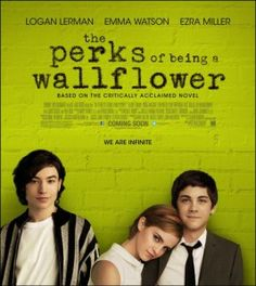 Written in the form of letters from protagonist Charlie, The Perks of Being a Wallflower explores the rocky rollercoaster of adolescence.