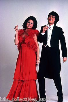 DONNY AND MARIE . LOVE IT!!