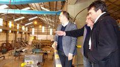 """LAVOZ DEL QUEQUEN : """"Queremos la obra de la planta de efluentes cloaca..."""