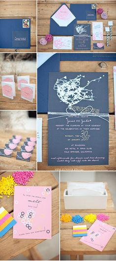 ill stop the world and melt with you. amazing craft/favor/memento idea for 80s themed party.