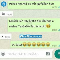 Lustige WhatsApp Bilder und Chat Fails 187 - X-Taste