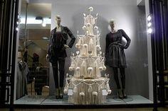 Vitrines com Árvores de Natal | Del Carmen by Sarruc