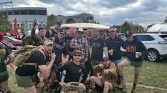 Silkies hike in Ohio with other military vets Ohio Hiking, Warriors, Monster Trucks, Military, Adventure, Adventure Movies, Adventure Books, Military History, Military Man