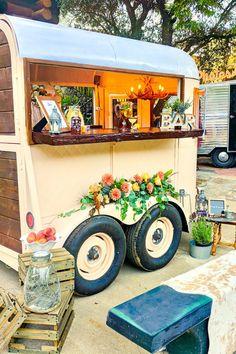 Tipsy Horse - Mobile Vintage Horse Trailer Event Bar