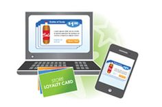 SavingStar - electronic coupons. Once you earn $5 they pay out to you via paypal, amazon or bank deposit.
