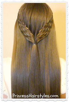Brilliant Videos Hairstyles And Hairstyles Videos On Pinterest Short Hairstyles Gunalazisus