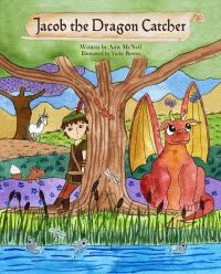 Kindle FREE Days:  Oct 21 – 25 ~~ Jacob the Dragon Catcher ~~  Children's Picture Book for Ages 5-8.    In this charming fairy tale, Jacob stalks the woods with his tranquilizer gun, looking for dragons to sell to the zoo.