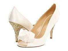 Fabulosos zapatos para novias | Moda para bodas
