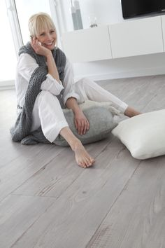 Texline Comfort by Gerflor, colour Keywest Gris #gerflor #design #flooring