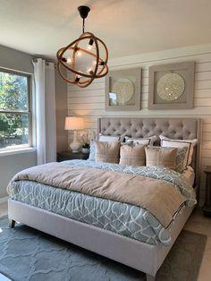 Master bedrooms decor, Neutral master bedroom