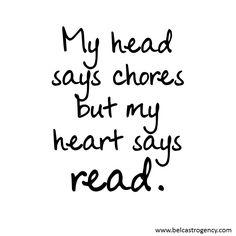So many times . . .