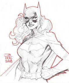 Batgirl - Jim Lee
