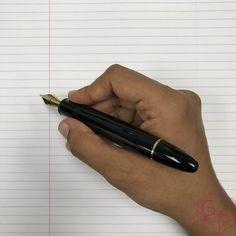 Modern Flex Fountain Pen Comparison - Montblanc 149 Calligraphy Flex vs. Aurora 88 Mottishaw Spencerian 15 - Azizah Asgarali Montblanc 149, Fountain Pen Reviews, Aurora, Calligraphy, Modern, Penmanship, Trendy Tree, Northern Lights, Calligraphy Art