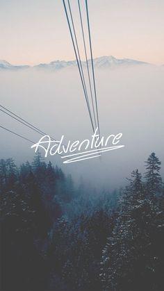 Adventure // Lockscreens • Requested • For Samsung Galaxy S3, iPhone S6, Motorola Moto G.