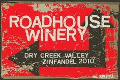 2012 Roadhouse Winery Dry Creek Zinfandel 750 ml >>> You can find out more details at the link of the image.