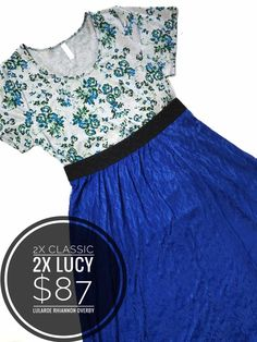 Pattern-mixing and layering are so much fun with LulaRoe! Pick out your own LulaRoe sizes and styles to mix and match for the perfect LulaRoe wardrobe, or shop for complete LulaRoe outfits in small and plus-sizes! LulaRoe Rhiannon Overby has it all! Styles available include LulaRoe Leggings, Carly, Sarah, Irma, Elegant Collection, LulaRoe Dresses, LulaRoe Skirts, and LulaRoe Tops.Join her Facebook VIP Shopping Group at https://www.facebook.com/groups/RhiannonsLuLaRoe/