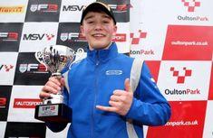 """BRDC British F3   Billy Monger: """"Il podio alla prima gara? Se me lo avessero detto non ci avrei mai creduto"""""""