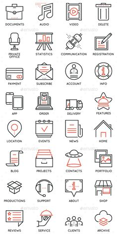 Maintain and Service #Icons - Media Icons Download here:  https://graphicriver.net/item/maintain-and-service-icons/19459184?ref=alena994