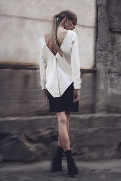 Want this so bad its perfect. /// KAMENSKAYAKONONOVA S/S '13 Look Book