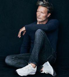 Mads Mads Mikkelsen, Hannibal Lecter, Hugh Dancy, Karl Urban, Raining Men, Celebs, Celebrities, Most Beautiful Man, Gentleman Style