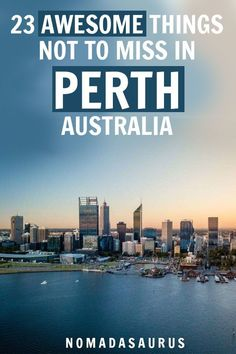 23 Awesome Things to Do in Perth, Australia Guide) - Australia (Oceania) Perth Western Australia, Visit Australia, Margaret River Western Australia, Australia Trip, Sydney Australia, Auckland, Brisbane, Cheap Travel Deals, Australia Travel Guide