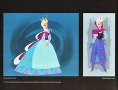kristoffbjorgman: Anna concept art from The Art of Frozen. Anna Concept Art, Tangled Concept Art, Disney Concept Art, Disney Princess Art, Disney Art, Princess Anna, Frozen And Tangled, Disney Frozen, Estilo Disney