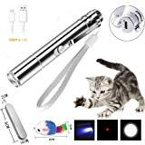 5 Star my cat loves it Fish Feeder, Rechargeable Led Flashlight, Happy Puppy, Pet Carriers, Dog Walking, Cat Toys, Cool Cats, Teaser, Pet Supplies